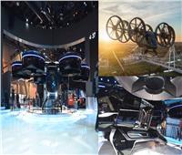 فيديو وصور| السيارة الطائرة Bell Nexus في معرض CES 2019