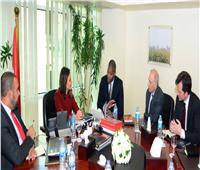 سحر نصر تبحث مع رئيس «أوبر» توسيع نشاط الشركة في مصر