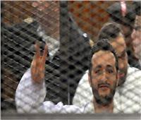 تايم لاين| رحلة دومة بالمحاكم مرورًا بـ«إهانة القضاة» للسجن 15 عامًا بــ«أحداث مجلس الوزراء»