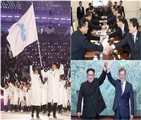 عام من السلام.. راية واحدة تجمع الكوريتين بـ«مونديال اليد»