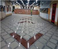 خاص| 6 صور جديدة ترصد انتهاء أعمال مترو مصر الجديدة استعدادًا لافتتاحه