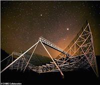رصد موجات راديو قادمة من الفضاء على بعد مليار سنة ضوئية