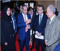 نائب وزير الإسكان يفتتح معرض Ips العقاري