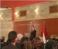وزير الخارجية الأمريكي: ندعم القاهرة بشدة لهزيمة الإرهاب