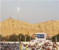 الجماهير تلجأ لـ«قمم الجبال» لمتابعة مباراة سوريا والأردن