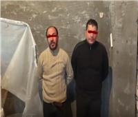 فيديو| إحباط محاولة تشكيل عصابي لتصنيع الحشيش