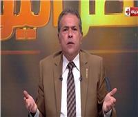 فيديو| توفيق عكاشة: السيسي رئيس سابق عصره