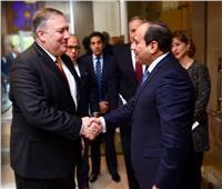 الخارجية الأمريكية: «السيسي» شريك ثابت ضد الإرهاب.. وندعم جهوده لتعزيز الحرية الدينية