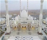 بث مباشر| أول صلاة جمعة من مسجد الفتاح العليم بالعاصمة الجديدة