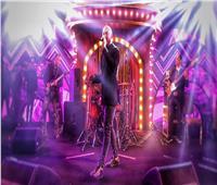 صور| العسيلي يتألق وسط جمهوره في حفل غنائي بأحد الفنادق الضخمة