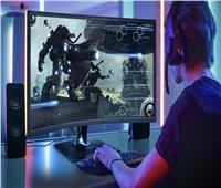 بالفيديو.. شاشات المستقبل لعشاق الألعاب بمعرض «CES»