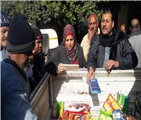 ضبط 238 مخالفة لحوم وأغذية منتهية الصلاحية في أسيوط