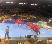 منتخب مصر يتعثر في أولى مبارياته بمونديال كرة اليد أمام السويد