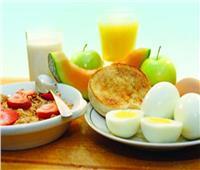 تناول وجبة الإفطار يقلل خطر الإصابة بمرض السكر