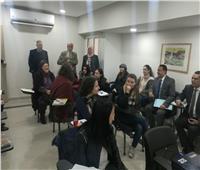 نائب جامعة أسيوط يزور الإدارة المركزية للوافدين بالقاهرة