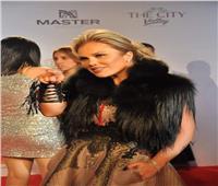 نيكول سابا تحصد جائزة أفضل ممثلة عن دورها فى مسلسل «الهيبة-العودة»