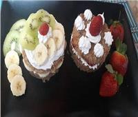 حلو اليوم.. طريقة عمل «الكنافة بالكريم شانتيه»