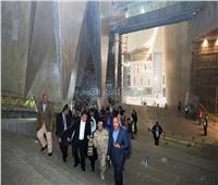 «الآثار» تبدأ إخلاء نادي الرماية لربطه بالمتحف الكبير وإلغاء طريق الفيوم