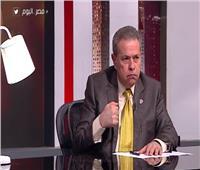 فيديو| توفيق عكاشة: أنا أشهر مذيع في مصر والوطن العربي