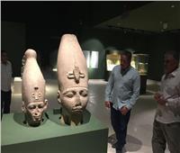 بعد تثبيت تمثال بـ«مسمارين».. تضارب في تصريحات محافظ سوهاج ووزارة الأثار