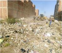 «الشكاوى الحكومية»: إزالة أكوام قمامة ومخلفات بالوراق والمرج