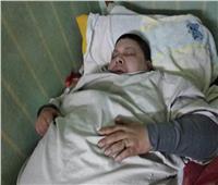 وزنه 190 كيلو.. «ونش» ينقذ حياة مريض في شبرا الخيمة
