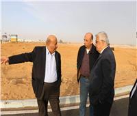محافظ جنوب سيناء يبحث مع سفير الكويت مجالات التعاون