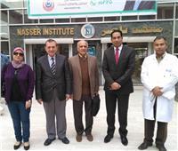 اعتماد معهد ناصر مستشفى تدريبي بالبورد العربي للتمريض