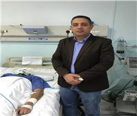 جراحة ناجحة تعيد مصري للحياة بعد طعنة قاتلة من أردني في رأسه