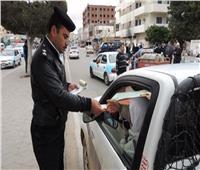ضبط 29 سائقًا يتعاطون المواد المخدرة أثناء القيادة بالطرق السريعة