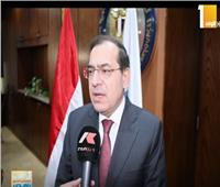 فيديو| المٌلا: زيادة كمية الغاز المصدرة للأردن بداية من العام الجاري
