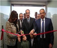 وزير الاتصالات يفتتح مركز الخدمات البريدية بدمياط الجديدة