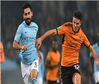 بث مباشر|  مانشستر سيتي يواجه ولفرهامبتون في الدوري الإنجليزي