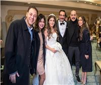 صور  حفل زفاف أحمد كشك بحضور نجوم الفن