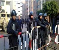 تشديدات أمنية قبل النطق بالحكم في طعون المتهمين بـ«أجناد مصر» على الإعدام