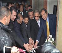 بالصور| افتتاح المركز الفني لحزب مستقبل وطن لدعم نواب البرلمان