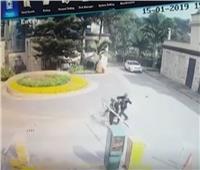 فيديو| رصد هجوم الإرهابيين على فندق بالعاصمة الكينية نيروبي