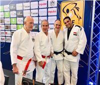 منتخب «الجودو» يعود من النمسا بعد المشاركة بمعسكر التدريب الدولي