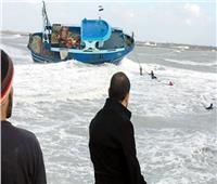 إنهاء أزمة 17 صيادًا تعطل بهم مركب أمام سواحل الإسكندرية