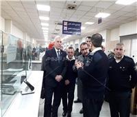 رئيس مصلحة الجمارك يعود من الأردن بعد حضور الورشة الإقليمية
