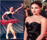 إيمي سلطان تشارك في تحدي الـ10 سنوات برقصة الباليه