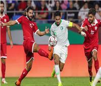 بث مباشر  مباراة تحديد الصدارة بين السعودية وقطر في كأس آسيا