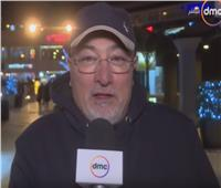 فيديو| خالد الجندي من أمام السينما: أنا شيخ مش معقد