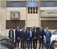 افتتاح قسم الطب الشرعي بالسويس لخدمة محافظتي السويس وجنوب سيناء