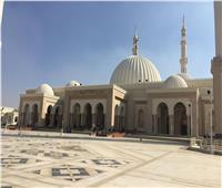 بث مباشر| شعائر صلاة الجمعة من مسجد «الفتاح العليم»