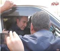 فيديو | لحظة تشييع جثمان الراحل سعيد عبد الغني