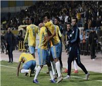 إصابة 12 شخصا بينهم ضابط شرطة في أحداث مباراة الإسماعيلي والأفريقي