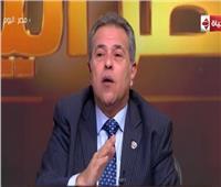 شاهد| توفيق عكاشة: «الدولار يساوي جنيه في هذه الحالة»