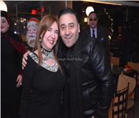 صور| مجد القاسم وريكو يحتفلان بعيد ميلاد دينا عبد الله