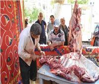 تباين في  «أسعار اللحوم» داخل الأسواق المحلية اليوم 19يناير